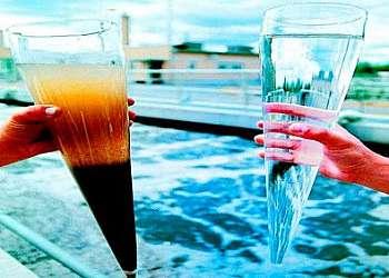 Analise de Água